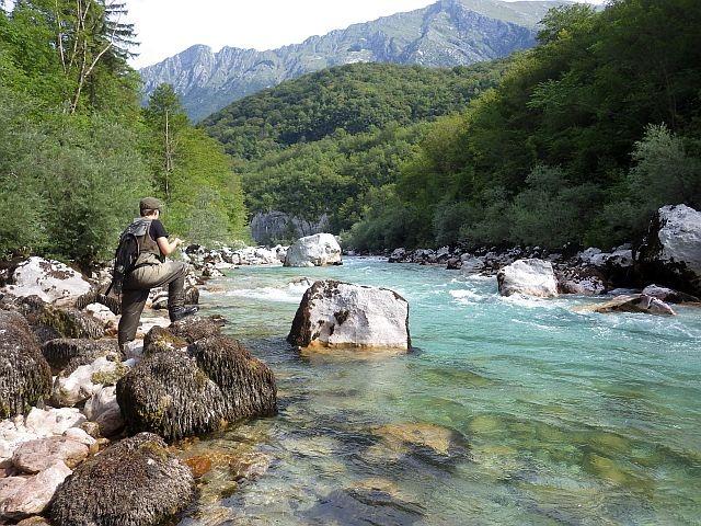 Guidage Avozetto Slovénie
