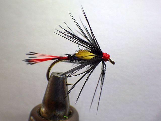 Avozetto webzine pêche mouche montage mouche noyée
