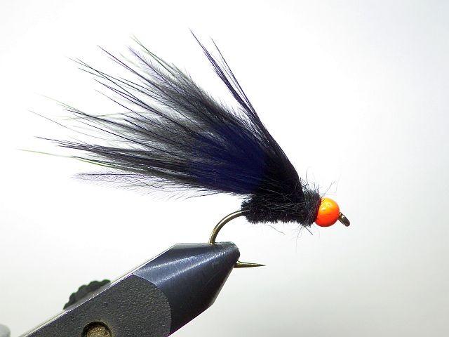 Avozetto webzine pêche mouche montage streamer sangsue