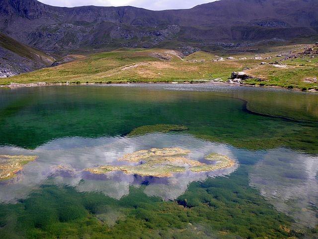 Avozetto reportages coins de pêche les lacs d'altitude Les Essaupres