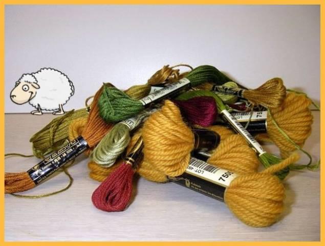 Avozetto webzine pêche mouche matériaux laine