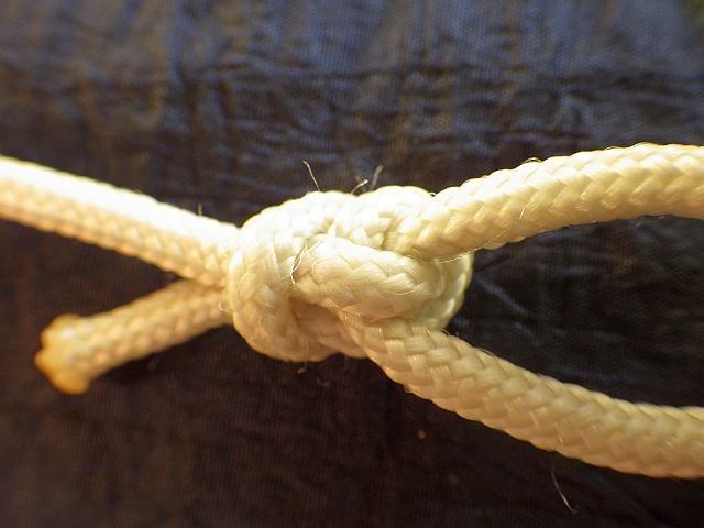 pêche mouche technique matériel noeuds la microboucle