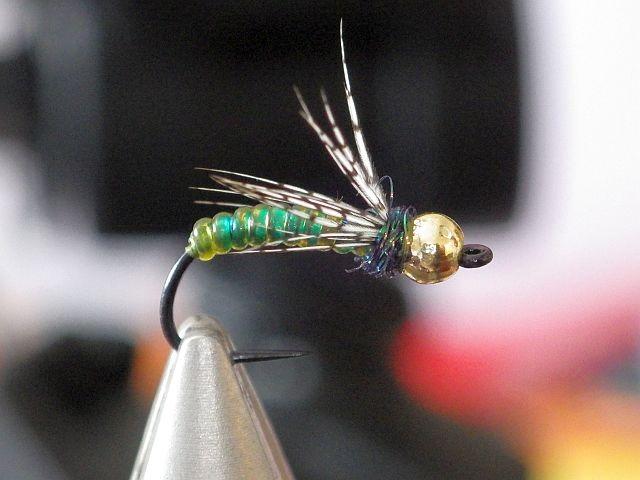 Avozetto webzine pêche mouche montage nymphe à ombre