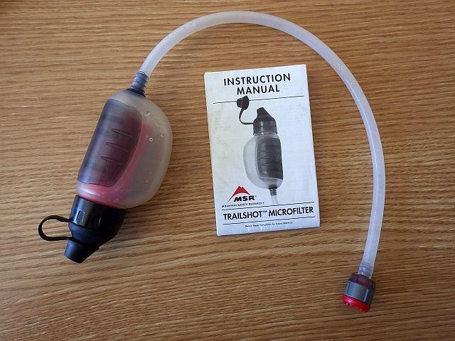 Pompe filtre purificatrice d'eau Avozetto Webzine Pêche Mouche