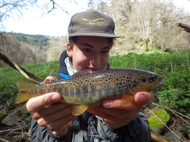 reportages cantal Avozetto webzine pêche mouche